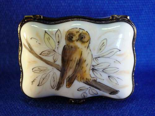 OWL RECTANGLE BOX